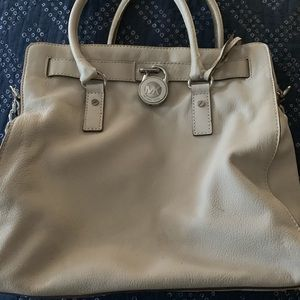 Marc Jacobs off white handbag